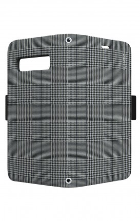 Case STAND VStyle EARS Samsung S10 Plus - Glen plaid
