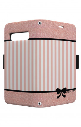 Case STAND VStyle EARS Samsung S10 Plus - Romantic pink