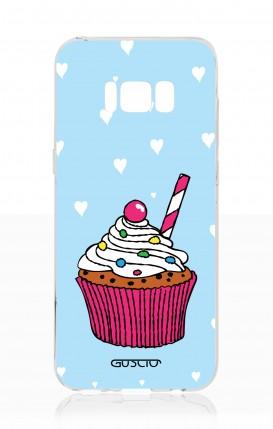Cover Samsung S8 - Cherry CupCake