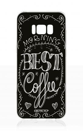 Cover TPU Samsung S8 - Best Coffee