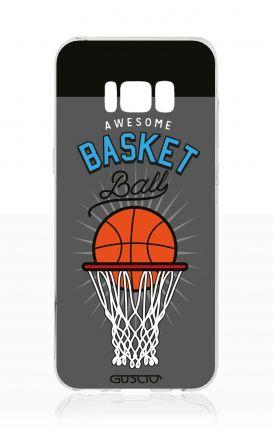 Cover TPU Samsung S8 - Palla da basket