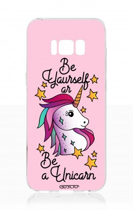 Cover Samsung S8 - Be a Unicorn