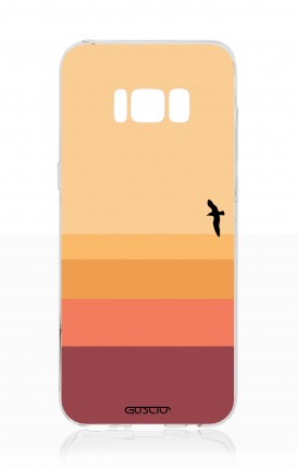 Cover Samsung S8 - Righe estive