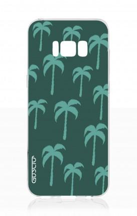 Cover Samsung S8 - Tante palme