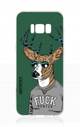 Cover Samsung S8 - Fuck Hunter