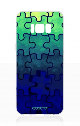 Cover Samsung S8 - Puzzle