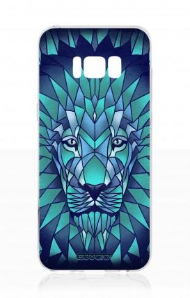 Cover Samsung S8 - leone prismatico