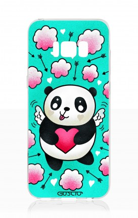 Cover Samsung S8 - panda cupido
