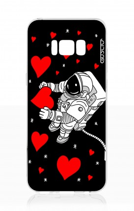 Cover Samsung S8 - L'amore nello spazio