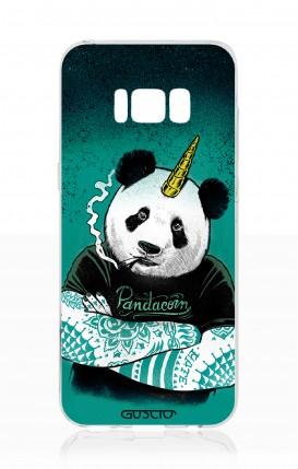 Cover Samsung S8 - Pandacorno tatuato