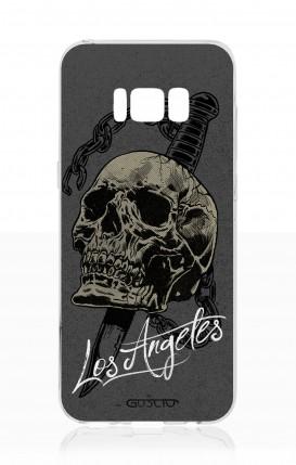 Cover Samsung S8 - Teschio los angeles