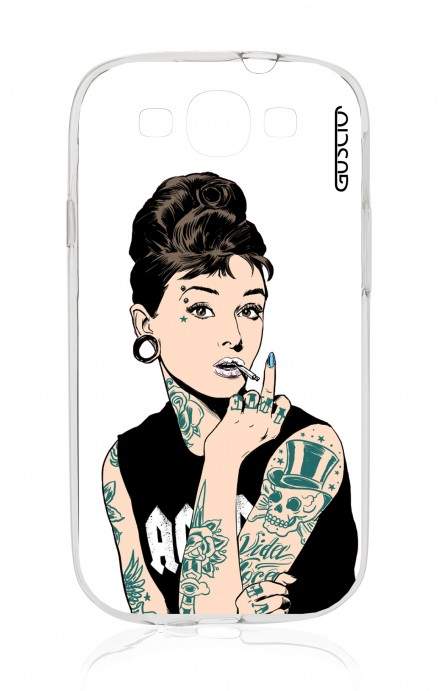 Cover Samsung Galaxy S3 GT i9300 - Audrey Tattoo