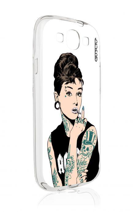 Cover Samsung Galaxy S3/S3 Neo - Audrey tatuata