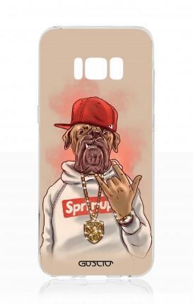 Cover Samsung S8 - Mastino Rap