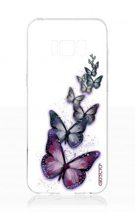 Cover Samsung S8 - Butterflies