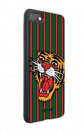 Case Samsung A20e - Black Tiger