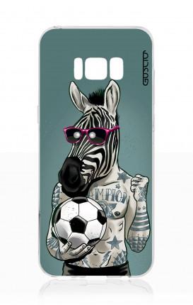Cover TPU Samsung S8 Plus - Zebra