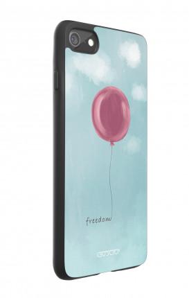 Cover Bicomponente Apple iPhone 7/8 - palloncino della libertà