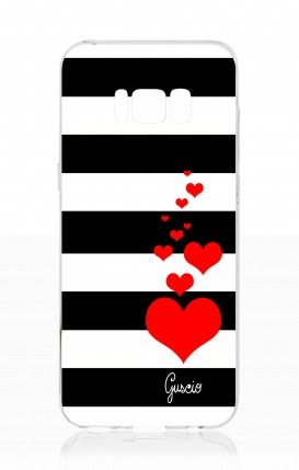 Cover Samsung S8 Plus - Loving Stripes