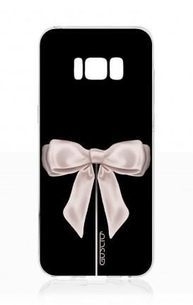 Cover TPU Samsung S8 Plus - Fiocco di raso