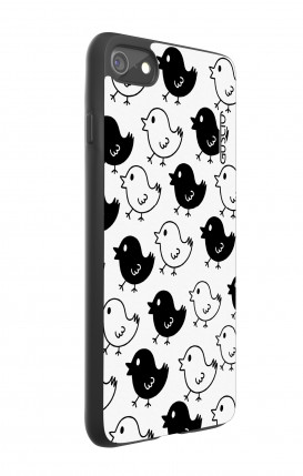 Apple iPh11 PRO MAX WHT Two-Component Cover - Tattooed Pitbull