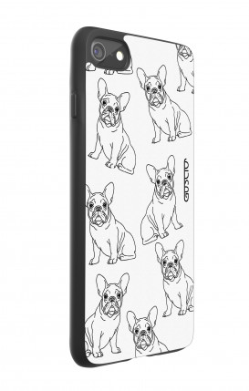 Apple iPh11 PRO MAX WHT Two-Component Cover - Chicana Pin Up on her way
