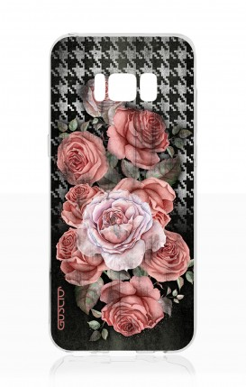 Cover Samsung S8 Plus - Bouquet di rose