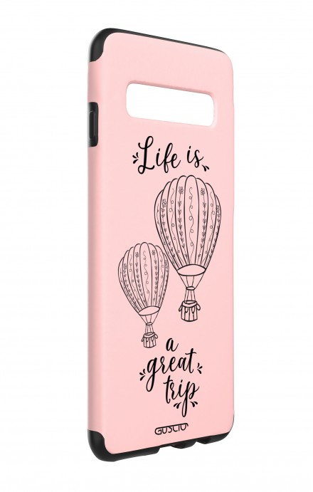 Cover LG Optimus G2 - Piedepoul flower