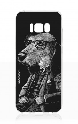 Cover TPU Samsung S8 Plus - Cane elegante
