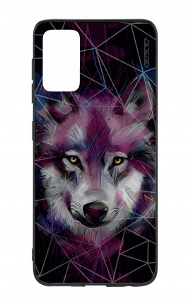 Samsung S20Plus Two-Component Cover - Neon Wolf