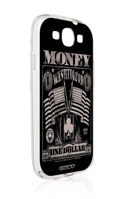 Cover Samsung Galaxy S3 GT i9300 - Money