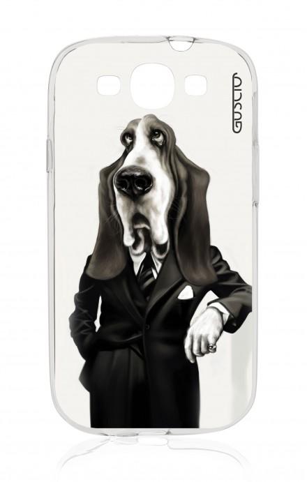 Cover Samsung Galaxy S3/S3 Neo - Cane elegante