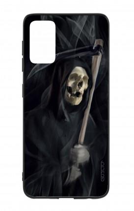 Cover Bicomponente Samsung S20Plus - Morte con falce