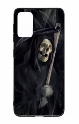 Samsung S20Plus Two-Component Cover - Black Death