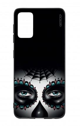 Cover Bicomponente Samsung S20Plus - Calavera occhi
