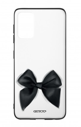 Samsung S20Plus Two-Component Cover - Black Bow