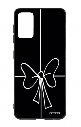 Samsung S20Plus Two-Component Cover - Bow Outline