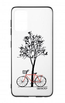 Samsung S20Plus Two-Component Cover - Cycle & Tree