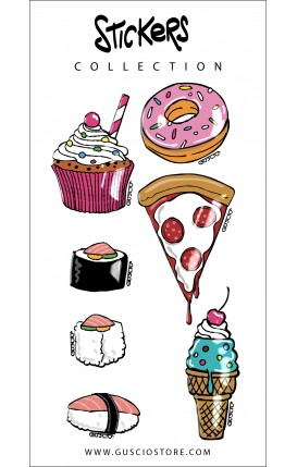 Stickers - Food