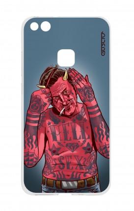 Cover Huawei P10 Lite - Diavolo