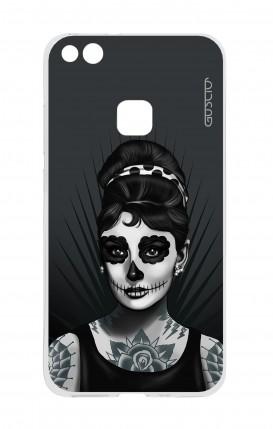 Cover Huawei P10 Lite - Audrey Calavera