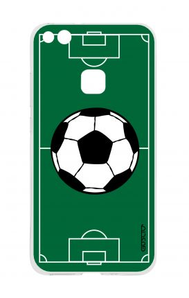 Cover TPU Huawei P10 Lite - Campo da calcio