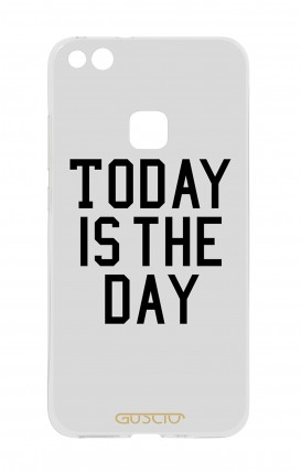 Cover Huawei P10 Lite - Today is the Day