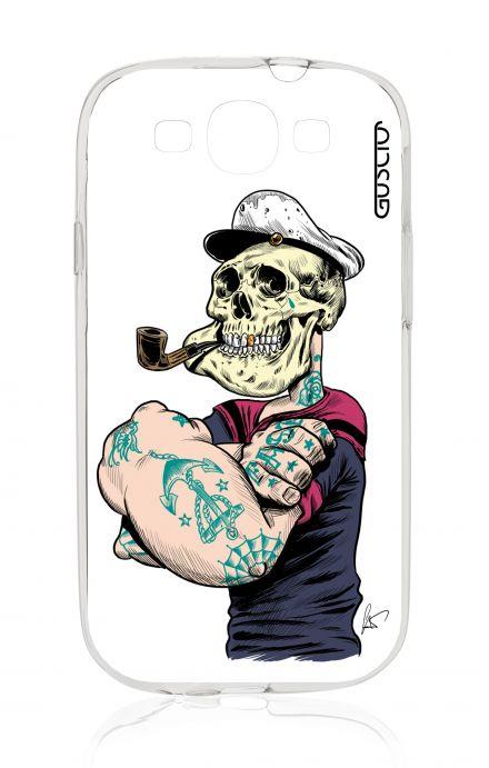 Cover Samsung Galaxy S3/S3 Neo - Teschio