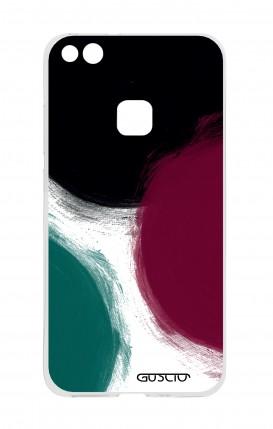 Cover Huawei P10 Lite - Grandi pois