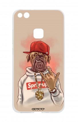 Cover Huawei P10 Lite - Mastino Rap