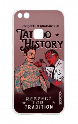 Cover Huawei P10 Lite - Tattoo History