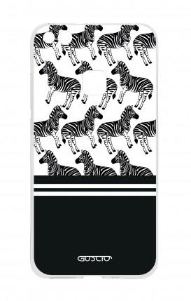Cover Huawei P10 Lite - Zebre bianconere
