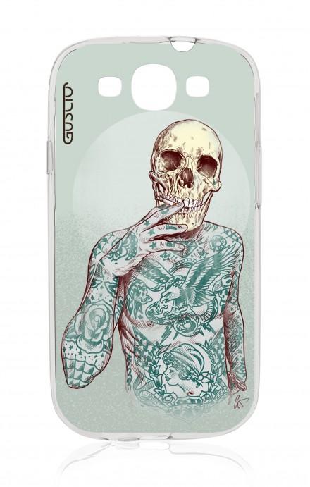 Cover Samsung Galaxy S3/S3 Neo - Scheletro tatuato