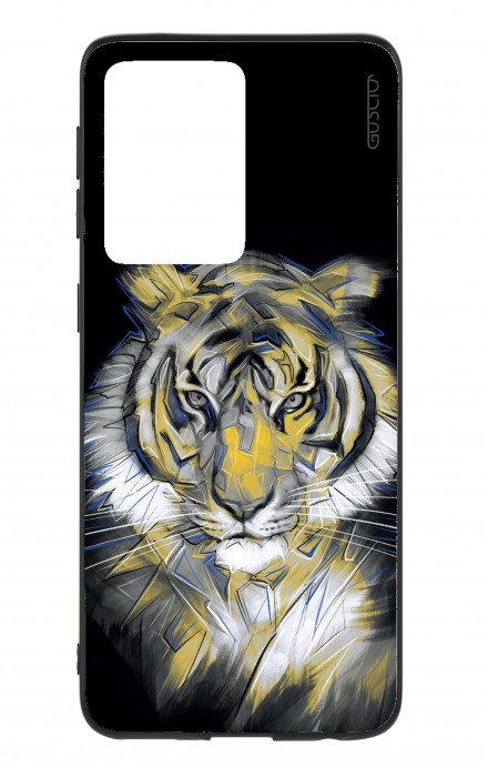 Cover Samsung S20 Ultra - Neon Tiger